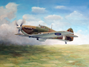Hawker Hurricane paint dd